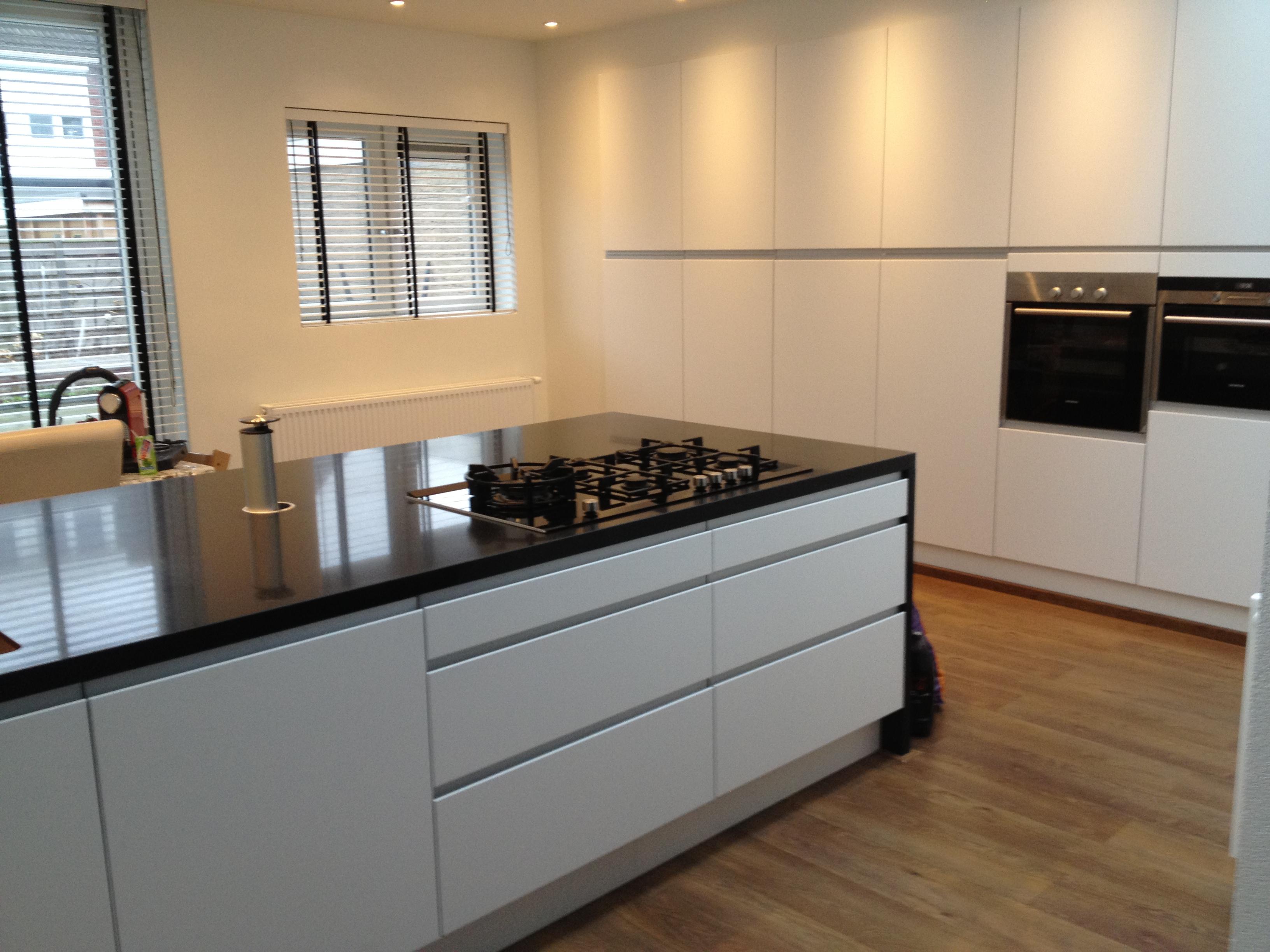 Bedwelming Beroemd Voorbeeld Keukens Ikea #SKU66 - AgnesWaMu @DN82